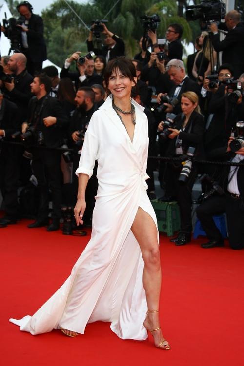 C'est Cannes, toute cette pression.