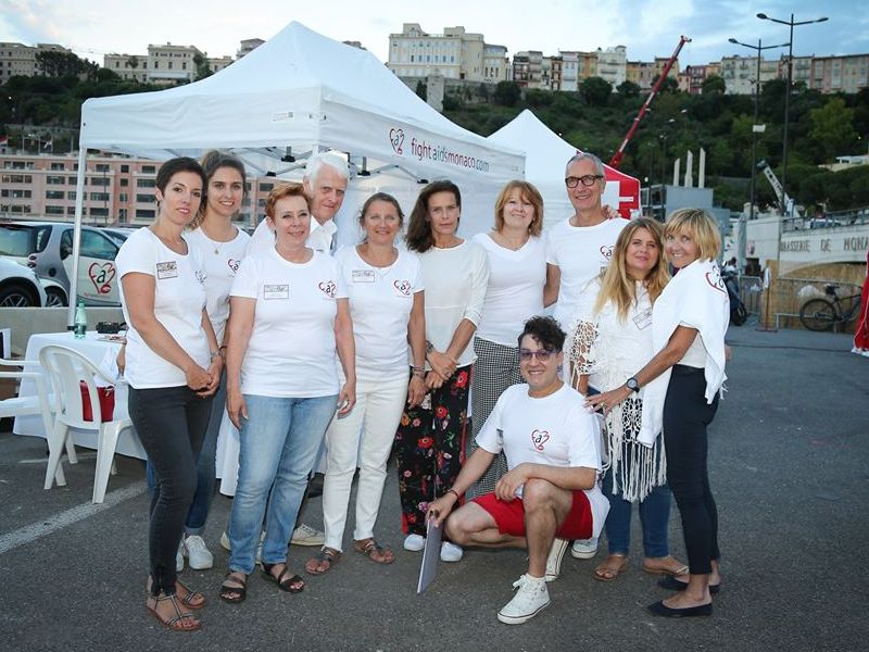 Fight Aids Monaco