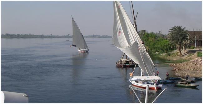 Egypte - Première étape