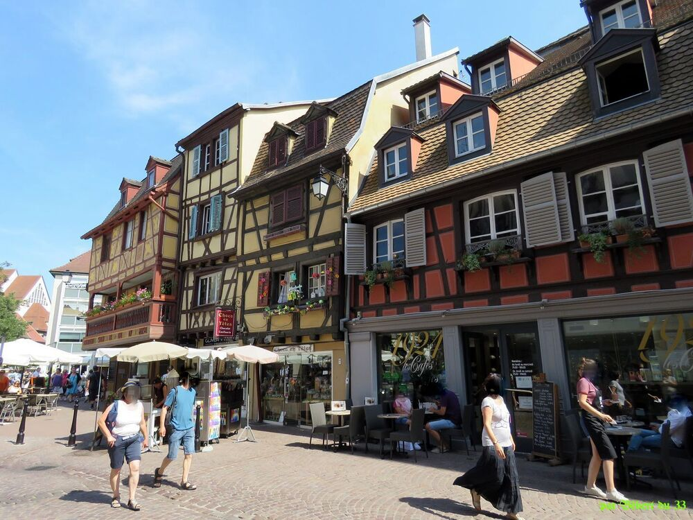 la ville de Colmar -5