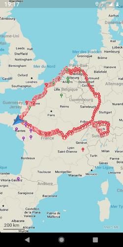 2019 VELO Escapade européenne