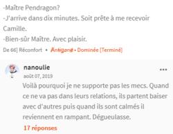 sEcOnD dEgRé + sexisme banalisé