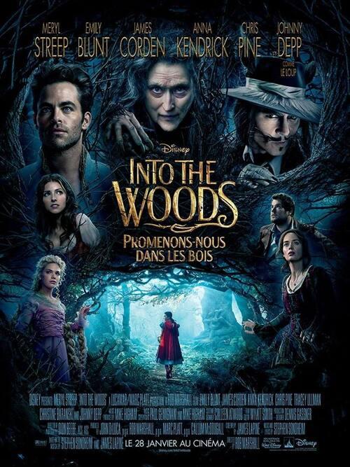 """Bonsoir a l'honneur : """" Into the Woods """""""