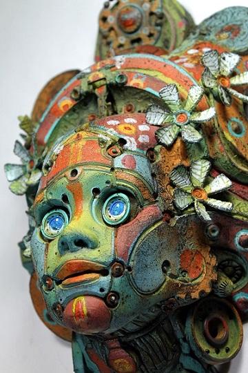 Un sculpteur espagnol étonnant ...