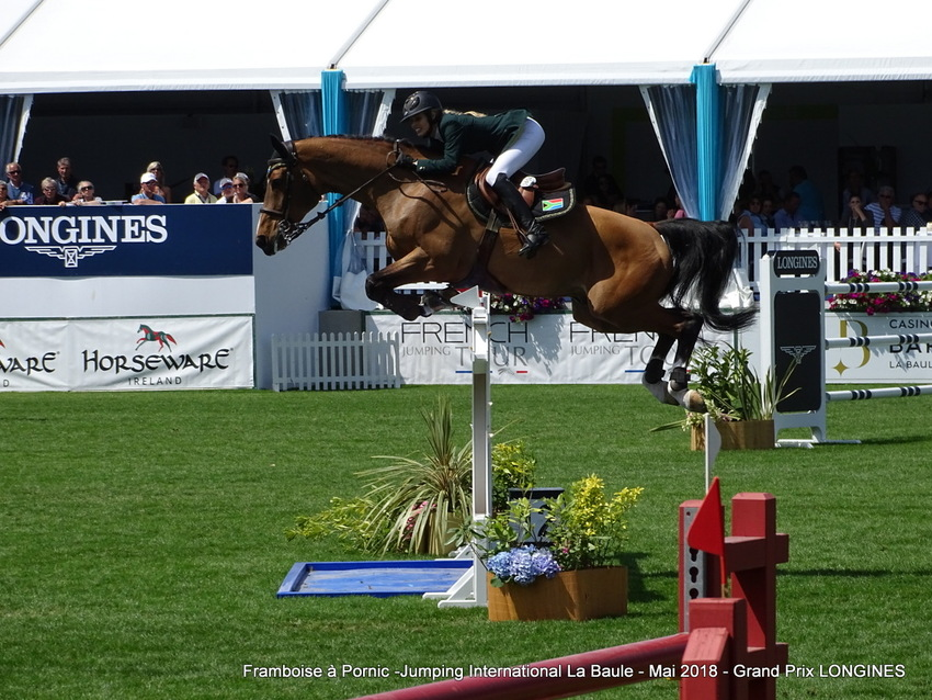 La Baule - Jumping International  Mai 2018