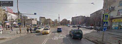 Le chantier de Russki Pametnik
