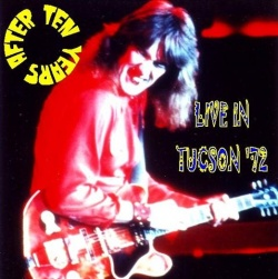 TEN YEARS AFTER - Live In Tucson '72