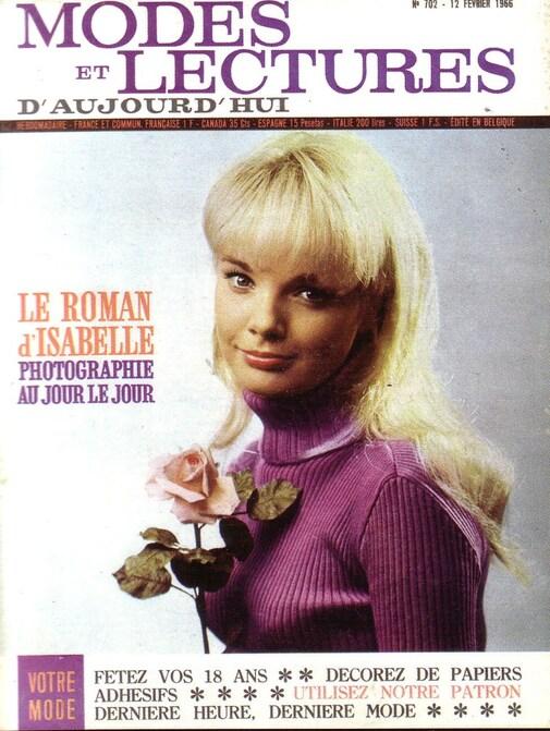 Isabelle  Forest  :  La  belle   histoire  d '  Isabelle  -  1966