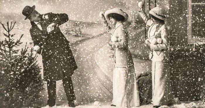 Nuit De Noël -  Guy de Maupassant (1850-1893) -