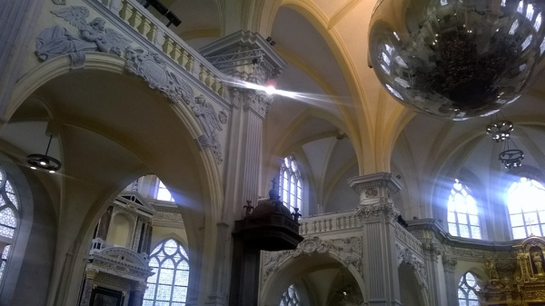 Le Requiem de Mozart à la Chapelle du Lycée Corneille à Rouen