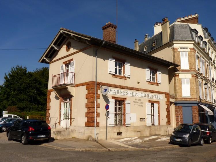 Poste de Marnes-la-Coquette