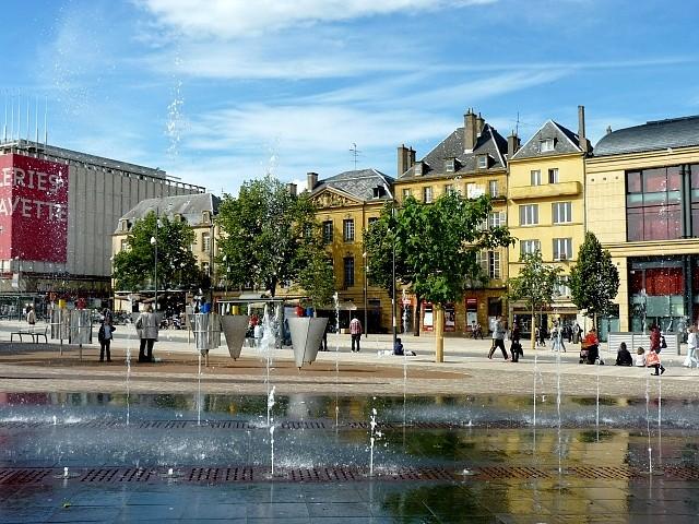 Place de la République de Metz 38 Marc de Metz 2012