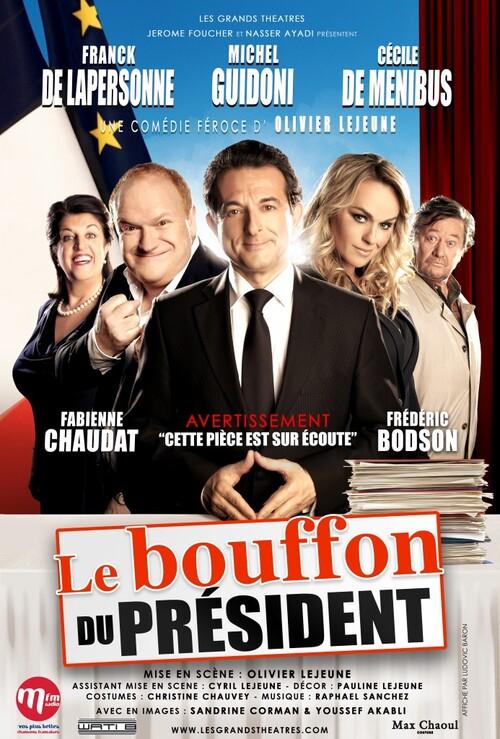 LE BOUFFON DU PRESIDENT (07/02/15)