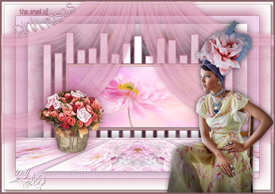 Pink Roses  Y Vonne / Sophie