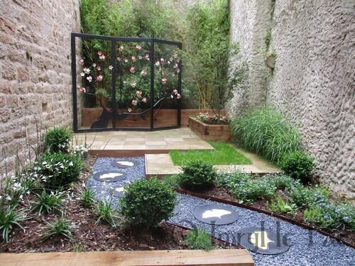 Jardin Japonais éphémère à Vannes