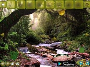 Jouer à Medieval forest escape