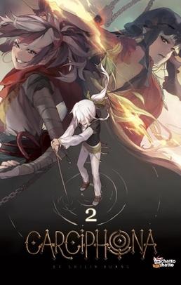 [Manga] Carciphona T.2 #33