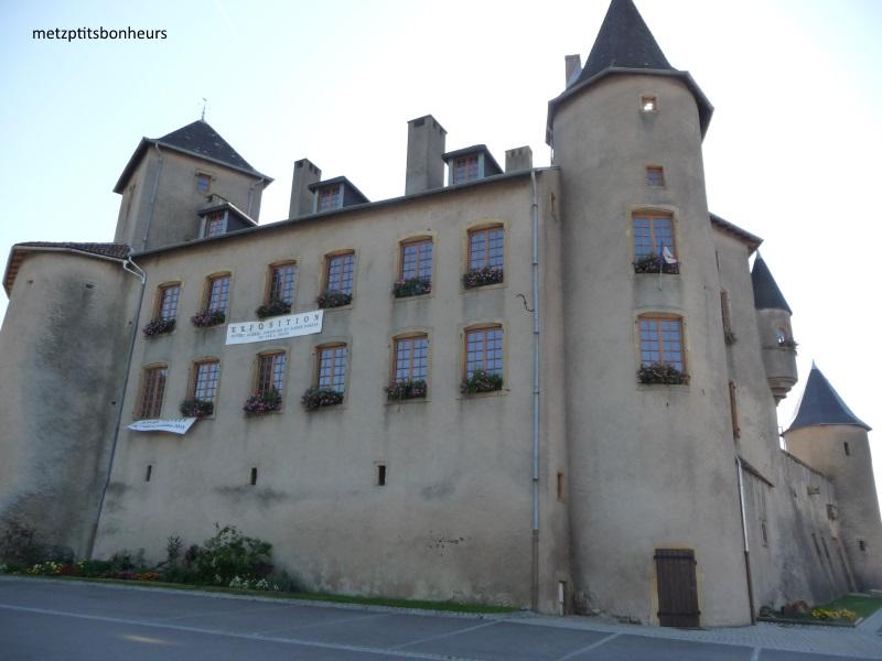 Le château de Luttange.