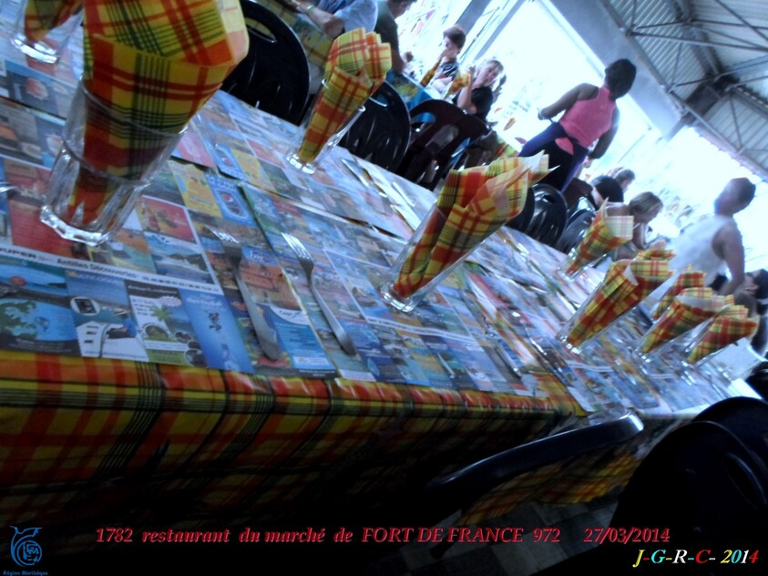 VACANCES MARTINIQUE TROIS ILETS FORT de FRANCE 1/2 Mars Avril 2014 13/12/2014