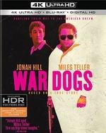 [UHD Blu-ray] War Dogs