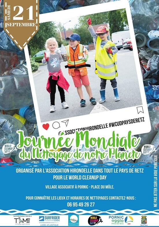 Journée Mondiale du Nettoyage de la Planète - 2019