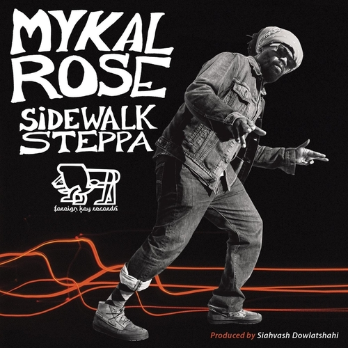 Mykal Rose - Sidewalk Steppa (2016) [Reggae]