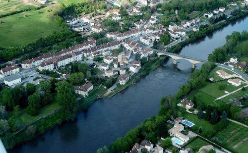 Dordogne - Mouleydier