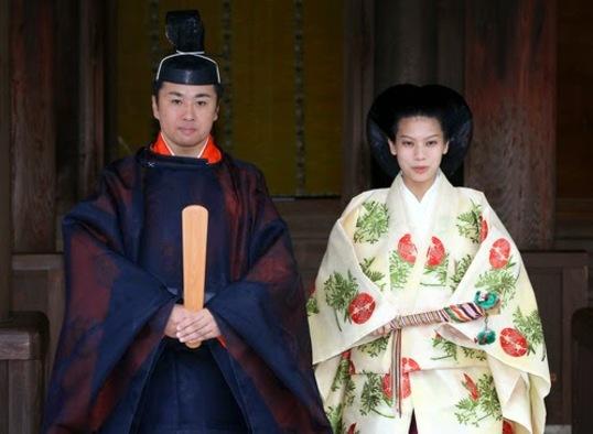 Mariage de la princesse Noriko