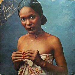 Ruby Andrews - Genuine Ruby - Complete LP