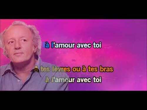 BARBELIVIEN, Didier & Tatiana Platon - Quand je t'aime (Chansons françaises)