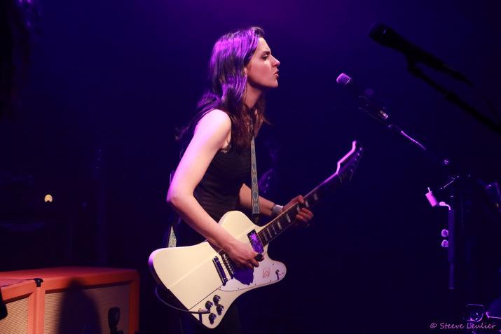Concert de Laura Cox au Trabendo, Paris