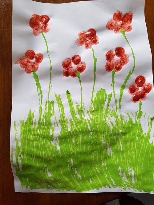 Des fleurs et encore des fleurs, idées