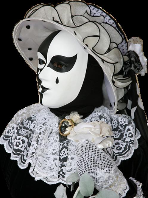 Personnages de Carnaval Série 7