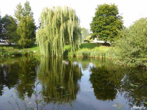 Escapade en Alsace 7 - Strasbourg et ses parcs