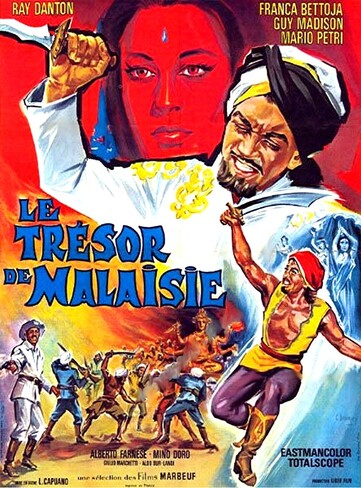 LE TRESOR DE MALAISIE BOX OFFICE