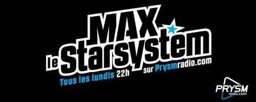 Le Starsystem sur Prysm podcast
