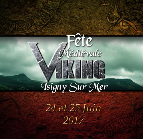 Garewal fête viking normandie