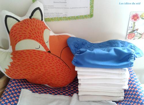 Couches lavables, comment (bien) démarrer