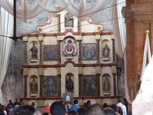 "Jour 17, Guatemala, Antigua, Hôtel Musée "" Casa Santo Dmingo""(2)"