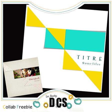 DCS et notre album Templates de Juillet