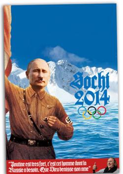 Les Jeux de Poutine