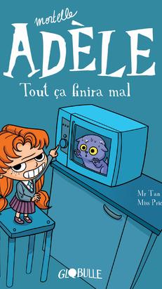 Mortelle Adèle, tout ça finira mal-couverture
