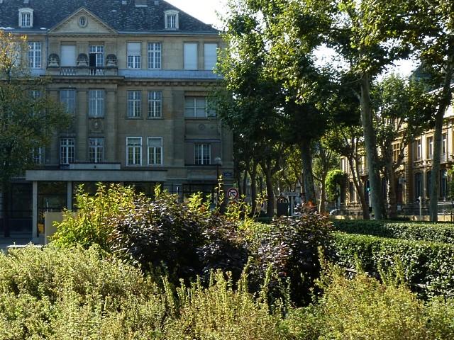 La place Saint-Nicolas Metz 11 Marc de Metz 2011