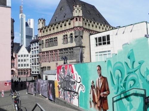 Francfort sur le Main en Allemagne (photos)