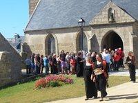 Dimanche 6 juillet église St Budoc Porspoder