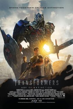 Transformers : L'âge de l'extinction - Michael Bay