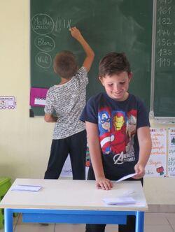 Elections des représentants des élèves 2018-2019