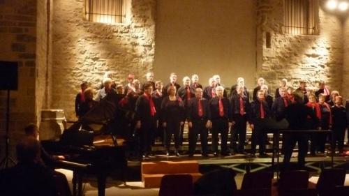 Concert ce soir à Saint Pierre aux Nonnains