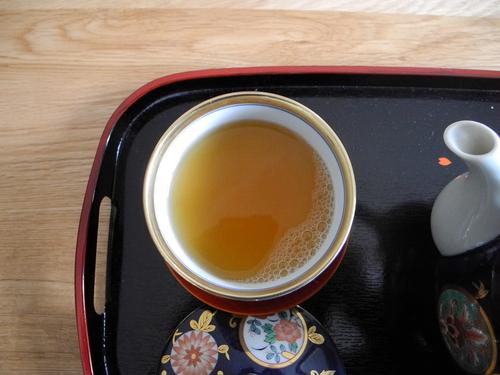 Thé noir de Ôita, récolte de printemps, cultivar Oku-musashi