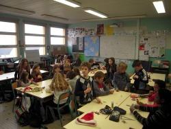 Dernière journée de classe pour 2012